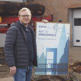 Kim Axelsen fra PA Savværk Korinth, som blev kåret til Årets Virksomhed 2019