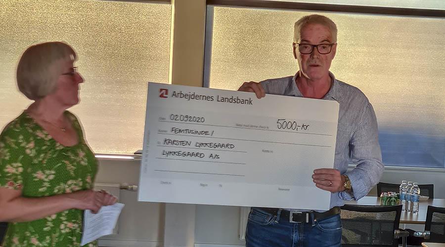 Initiativpris til Lykkegaard A/S