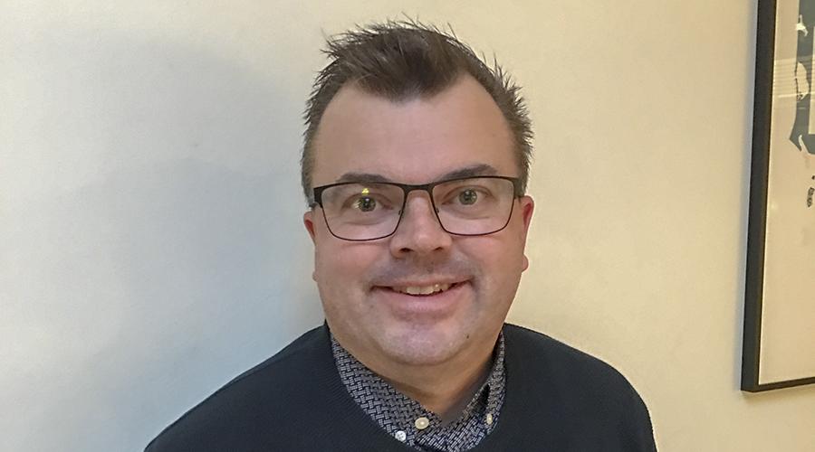 Erhvervskonsulent Klaus Juul Jensen
