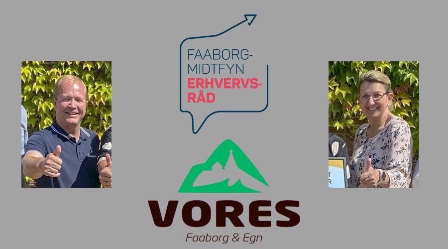 Samarbejde Vores Faaborg og Egn, Faaborg-Midtfyn Erhvervsråd