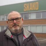 Klaus Hansen har fået job på Skako gennem Code of Care