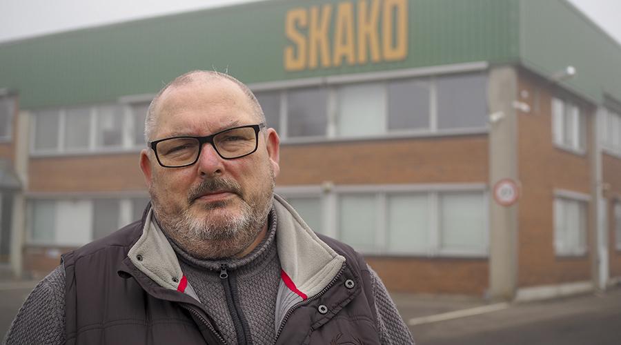 Klaus Hansen har fået job på Skako