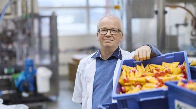 Sten Grønved, Faaborg Pharma