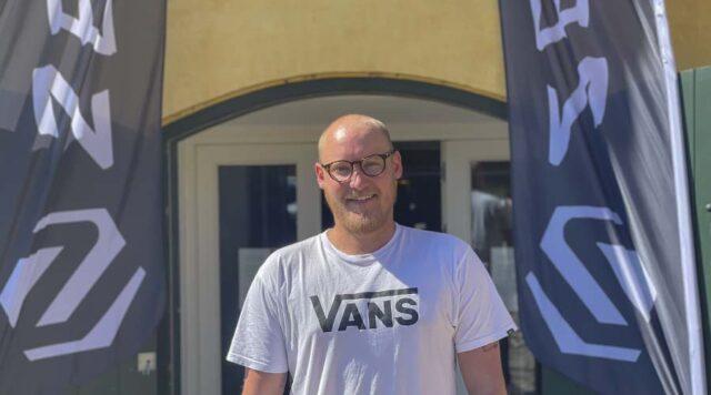 Jeppe Holm, Zejr